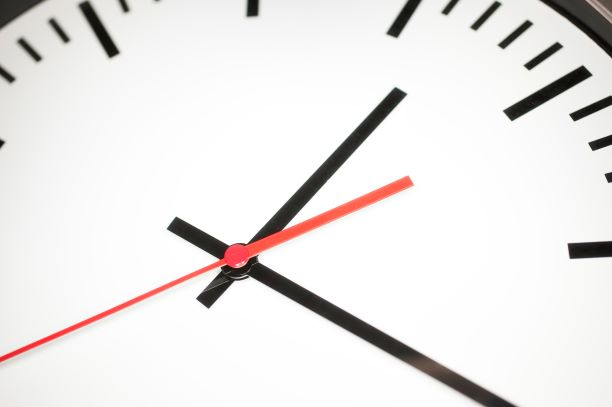 This image has an empty alt attribute; its file name is clock.jpg